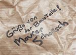 "Uniqa Mailing ""Baustellenreport"""